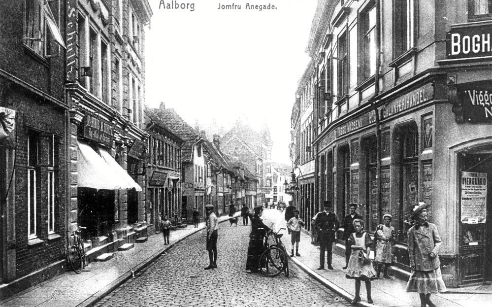 Jomfru Ane Gade 1913